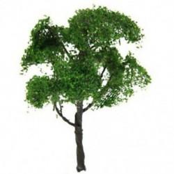 2X (1 x 4,72 hüvelykes tájkép-tájkép modell Elm Tree I8L8)