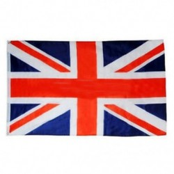 Egyesült Királyság lobogója - Nagy 90x150cm méretű 5 X 3FT zászlók zászló dekoráció TG