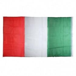 Olasz zászló - Nagy 90x150cm méretű 5 X 3FT zászlók zászló dekoráció TG