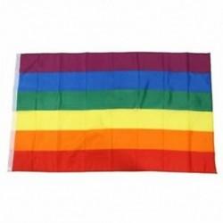 Zászló, 5 láb x 3 láb, Szivárvány X3D1 E6A0