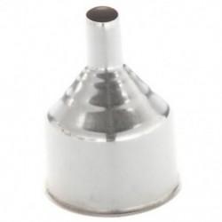 5X (SE HQ93 rozsdamentes acél tölcsér E9X2 lombikhoz)