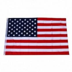 1X (Amerikai Egyesült Államok zászlaja - 150 X 90 cm (100% képkompatibilis) F1L7)