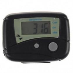 2X (LCD futó lépéses digitális lépésszámláló, séta kalóriaszámláló, Distan P7Y7