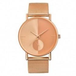Rózsa arany - Divat kvarc óra Unisex órák női hölgyek karóra női óra T1D4