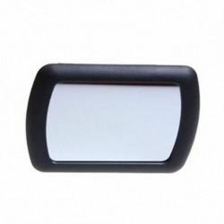 2X (SHUNWEI Autós napvédő smink tükör autó hordozható smink tükör E7C9) I1H2