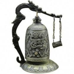 2X (Vintage Dragon Ball hang dekoráció buddhista harang dísz bronz zár M G6F2