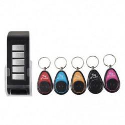 3X (5 az 1-ben Vezeték nélküli Elveszett Kulcskeresővel Keresse meg a Locater Riasztási Kulcstartót 40m P2H8)
