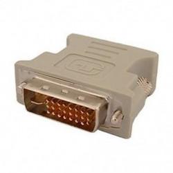 DVI dugasz adapter (DVI - D 24 1) a belső VGA (15 tűs) BT T6V2 A6B3