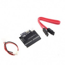 IDE to SATA / SATA to IDE adapter konverter merevlemez adapter kétirányú P6J2