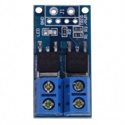 1X (nagyteljesítményű MOS-cső, terepi hatású cső, kioldókapcsoló, meghajtólap, PWM V8M2