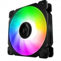 Jonsbo Fr-502 ventilátor PC tok CPU ventilátor hűtő 12cm Rgb Aura Led számítógép hűtés C9E4