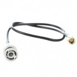 2X (12,8 hüvelykes RF pigtail-kábel, SMA dugasz és BNC dugaszoló adapter csatlakozója L4Q3)