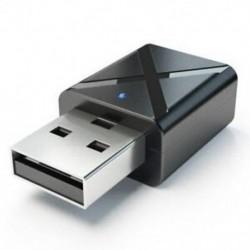 Mini Bluetooth 5.0 audio vevőegység 3.5Mm Aux vezeték nélküli adapter Fo C7C2-hez