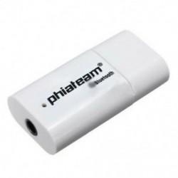 Sztereo USB 3.5 mm vezeték nélküli Bluetooth zenei vevő adapter A2DP O8U9 Z8Q5 C2P4