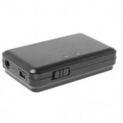 3,5 mm-es vezeték nélküli Bluetooth Music A2DP sztereo HiFi Audio Dongle adapter Receiv R1N5