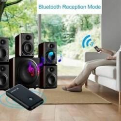 Új 2 az 1-ben Bluetooth V4.2 audio adóvevő vevő audio zenei adapter S4P6