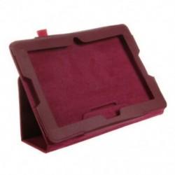 Tabletta védőtáska 10,1 hüvelykes Lenovo A10-70 A7600 rózsaszínűre J6Q5 X8M8