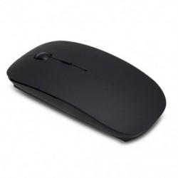 1X (Bluetooth vezeték nélküli optikai egér, 2,4 GHz-es 6 gomb az Apple Mac laptophoz, Blac Y1N0.)