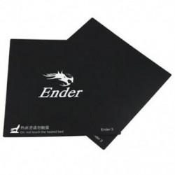 3D nyomtató kiegészítők, 235x235 mm-es melegágy-platform matrica az Ender E5P2-hez