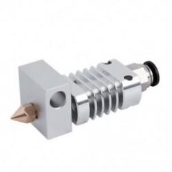 Minden fém Hotend készlet Creality CR-10 nyomtatókhoz .4 mm CR10, CR10S, Ender 2, S4T6