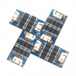 2X (4 db-es szűrő a TL-Smooth új készlet-kiegészítő modulhoz az F3L5 3D-s pinter motoros meghajtókhoz)
