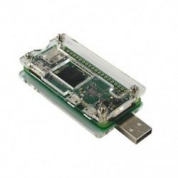 Rossz Usb-kiegészítő kártya Usb-A csatlakozó átlátszó tokja a Raspberry Pi Zero I2Z7-hez