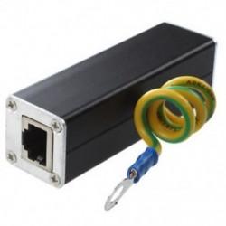 RJ45 Plug Ethernet hálózati túlfeszültségvédő Thunder Arrester 100MHz R1E7 Y7E X2J5
