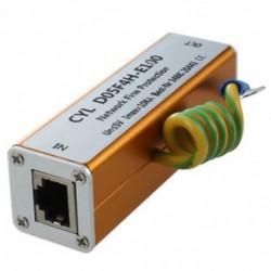 Ethernet LAN RJ-45 RJ45 Túlfeszültségvédő Új elektronikus Z7U7