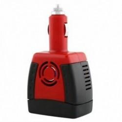 2X (150 W-os DC 12 V-os váltakozó áramú váltóátalakító, autós kimeneti feszültség adapter 0,5 Y9M6-val)