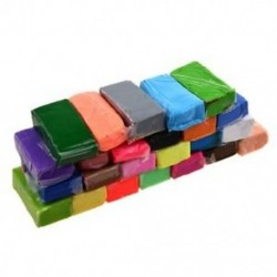 1X (vegyes színű, 24 lágy, szürkés kemencés sütőpolimer agyagmodell öntvény B O2A6