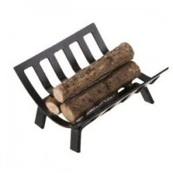 1/12 Dollhouse bútor fémszekrény tűzifával a G7S9 nappali kandallóhoz
