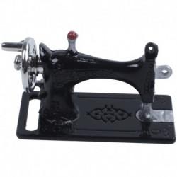 1X (Fémvarrógép Dollhouse miniatűr dekoráció 1:12 méretű hosszúság I3U5