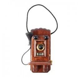 1:12 Miniatűr antik falra szerelhető babaház dekorációs kiegészítők X7W8