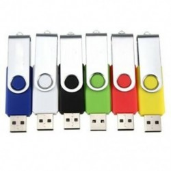 Forgó USB 2.0 128 MB flash meghajtó memóriakártyájának tárolása, az I4F1 lemez