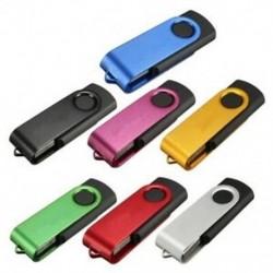 1 GB-os USB 2.0 Bright Flash Drive memóriakártya-adattároló hüvelykujj ajándék T4U3
