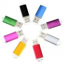 16 GB-os USB 2.0 fényes memóriakártya Flash Pen Drive Thumb U lemeztároló U6H8