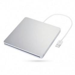 Slim-slot USB külső CD-RW meghajtó-író DVD-R meghajtó az Apple MacBook Air A5Q4-hez