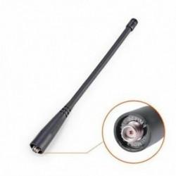 1X (Walkie talkie BaoFeng UV-5r antenna SMA-Female UHF / VHF 136-174 / 400-5 I5W7 antenna számára)