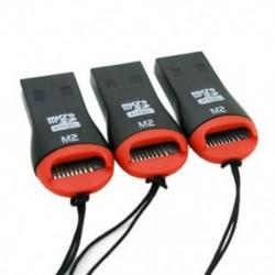3 X USB 2.0 Micro SD kártyaolvasó író SDHC mmc Micro SD 2528C B4P B3Q0
