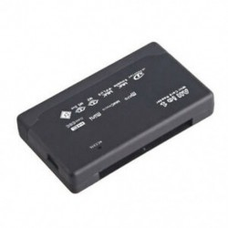 USB 2.0 nagysebességű kártyaolvasó 6 kártyahely SD / XD / MMC / MS / CF / U6A3