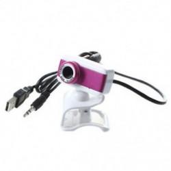 USB 2.0 HD webkamera 1080P minifonnal a számítógép asztali PC G5H5 laptopjához