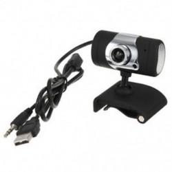 3,0 megapixeles USB mikrofonnal Webkamera HD kamera K1G2 noteszgéphez