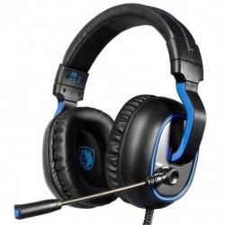 Sades R4 játékszerű fejhallgató - 3,5 mm fülhallgató mikrofon / Pc / Ps4 / Xbox P0S3
