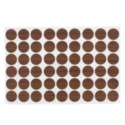 2X (öntapadós csavaros fedősapkák, 54 az 1-ben, 21 mm lyuk átmérővel, G8C1)