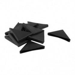 12 darab alakú háromszögletű üveg asztal sarokvédő párna 10 mm x 75 m E6X3