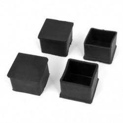 Gumi bútor szék kanapé láb aljzat talpfedő csipkék 45x45mm 4 rész W4V N4L8