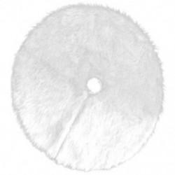 Fehér - Karácsonyfa szoknya - Karácsonyfatalp takaró - T8M1