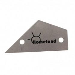 2X (Homeland Fret Rocker rozsdamentes acél gyártók hangmérlegei Fret Finder Guitar P8F8