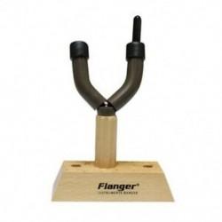 Flanger hegedű fali fogasok, fa alapú hegedű fali tartó az S X6C2 házhoz