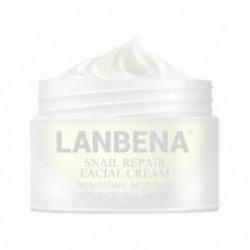1X (LANBENA arckrém 30 g csigajavító fehérítő nappali krém ránctalanító krém A C1O1